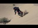 Mountain Biking on the World Highest Sand Dune