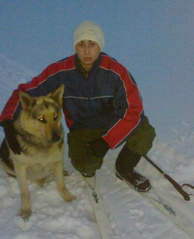 Аленсандр Арбузов, 13 февраля , Астрахань, id210401236