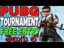 PAYTM ON SCREEN | Pubg Mobile Tournament India | చికెన్ డిన్నర్ నాటు కోడి Live Stream 134
