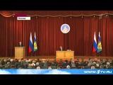 1.07.2014.Владимир Путин: дорога к миру на Украине не может лежать через войну