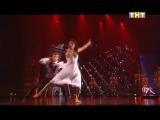 Танцы 6 выпуск (30.04.16) - Снежана Крюкова и Макс Нестерович