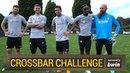 Bwin CROSSBAR CHALLENGE with Inter   Icardi, Karamoh, Eder, Santon and Berni