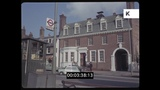 Small Town Police Station, 1960s UK, HD