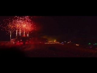 Q-BASE 2018 - Midnight Salute Show