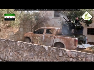 Syria War - Battle of Aleppo Fierce Fighting and Firefights Between Rebels and SAA