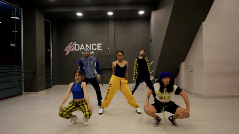 Sean Paul - Want Drem All ft. Koshens ¦ Oriana Siew-Kim Choreography