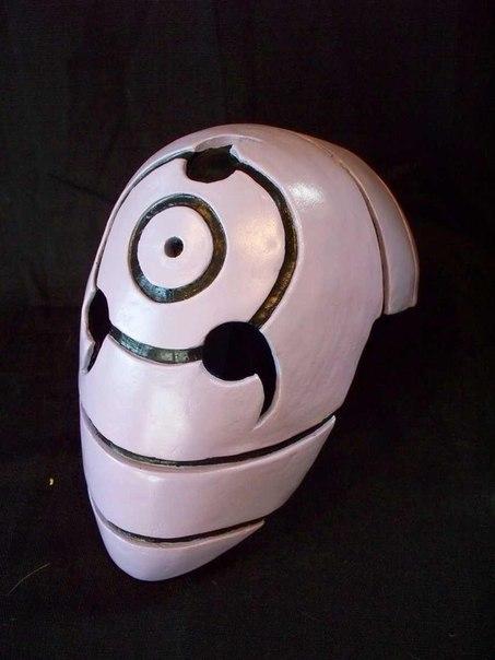 Как сделать маску как у тики тоби - Isuemp.ru