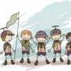 Скауты — детям