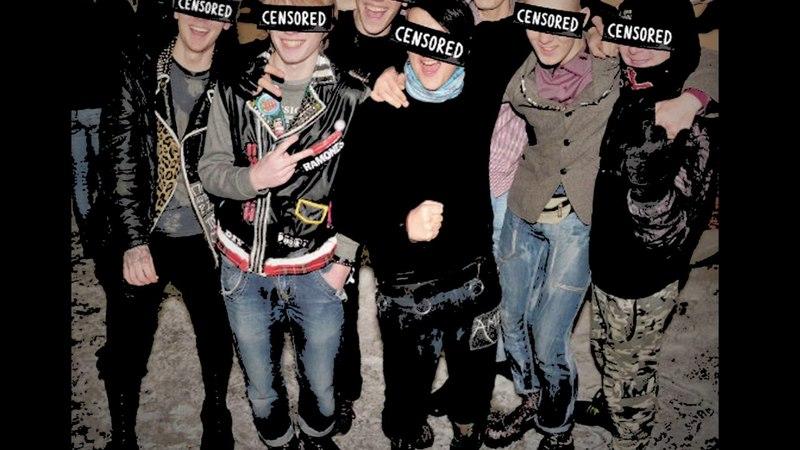 КЛУБ ВЕСЁЛЫХ АНАРХИСТОВ (К.В.А) - Мой панк рок (Весь альбом)