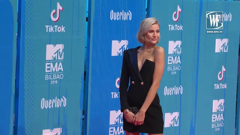 MTV EMA 2018 celebrity garb