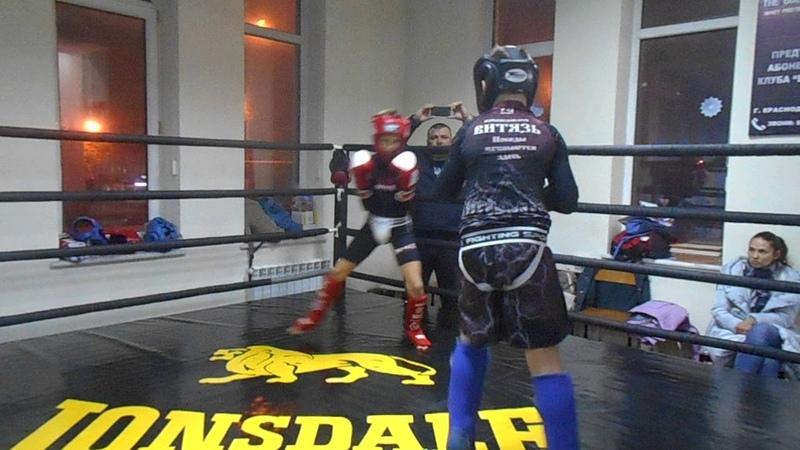 Бойцы ММА По правилам кикбоксинга б к Витязь