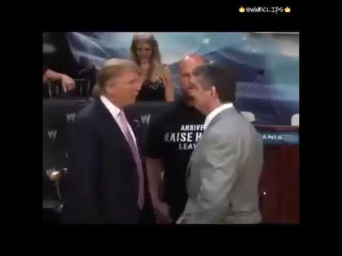 TRUMP et le gouverneur de Mexico