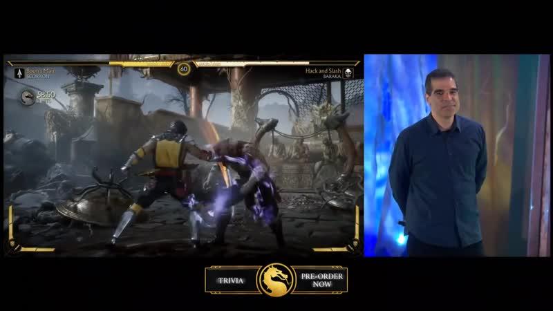 Mortal 11 Kombat - Русский Трейлер