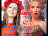 30. 03. Dance with Natalia Oreiro