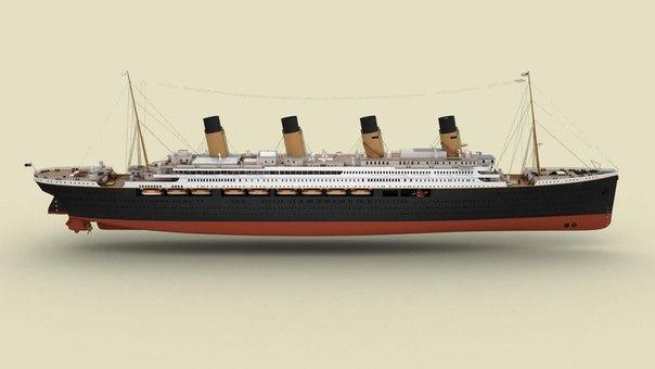 Титаник Британик в сообществе