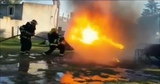 Fire vs Water #coub, #коуб