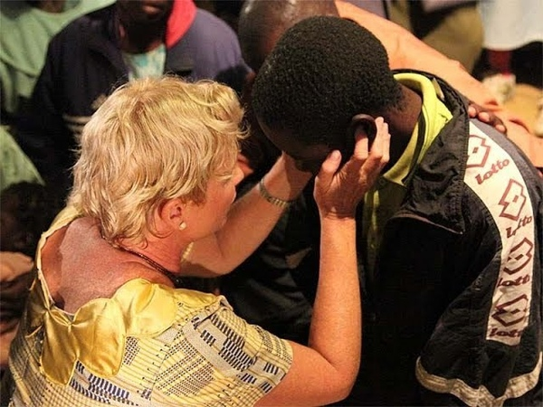 Как молиться за исцеление Хайди Бейкер Робби Докинс и Анджела Грининг