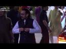 Aamir Khan In His Thugs Of Hindostan Look At Ambanis Ganpati Celebrations 2018