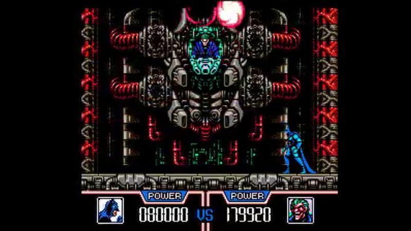 [Dendy NES] BatmanReturn of the JokerDynamite Batman [Jp] [Полное прохожден