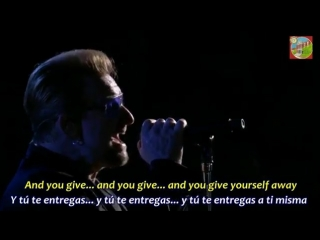 U2   WITH OR WITHOUT YOU  Subtitulos Español & Ingles.mp4