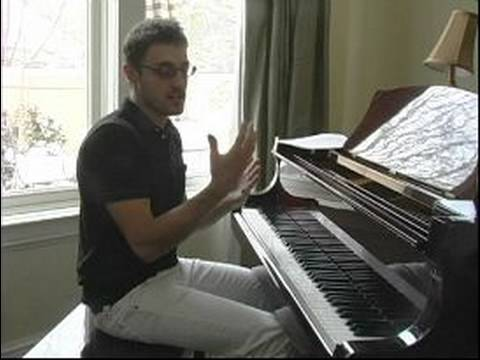 Jazz Piano : Recognizing 5/4 Timing in Music