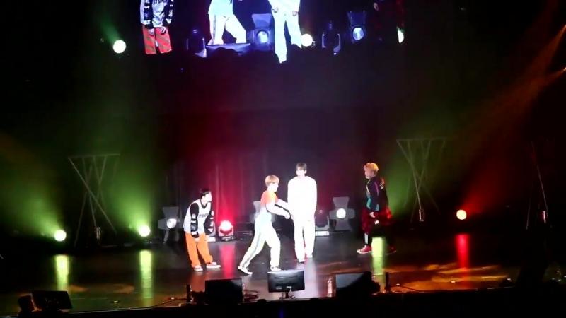 180922 오사카 2부 의진 필독 준 찬 유닛 Euijin Feeldog Jun Chan Unit 댄스 배틀 Dance Battle part 2