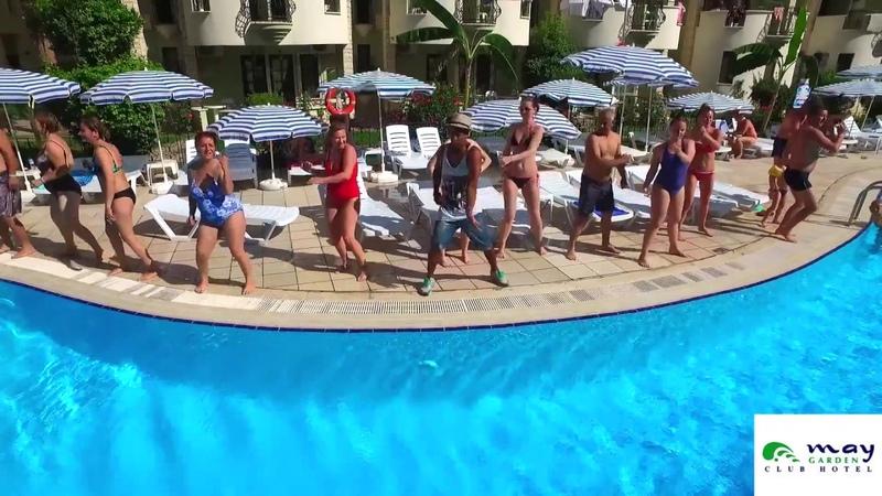 MAY GARDEN CLUB HOTEL 4 * (Турция, Инжекум - Алания)