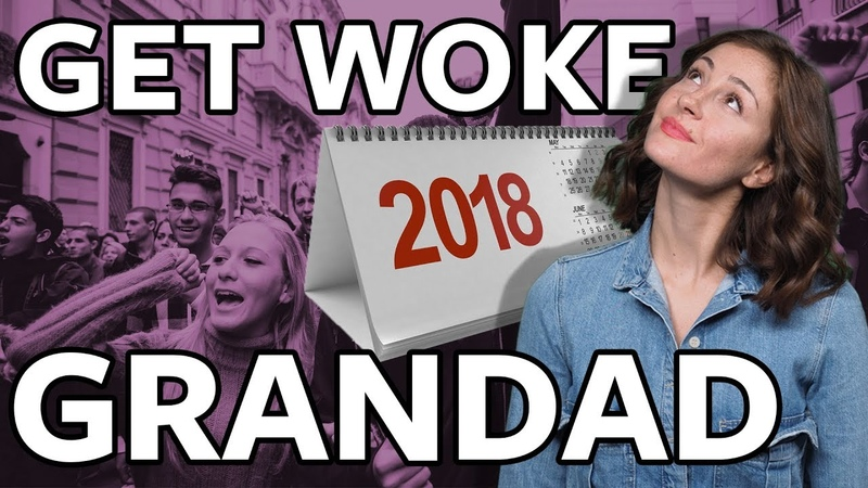 ICYMI: Get woke Grandad! The rules of gender and free speech aren't what they used to be.