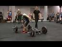 Кубок СЗФО по кросслифтингу. Мужчины до 100 кг. Ведущий - Виктор Блуд.