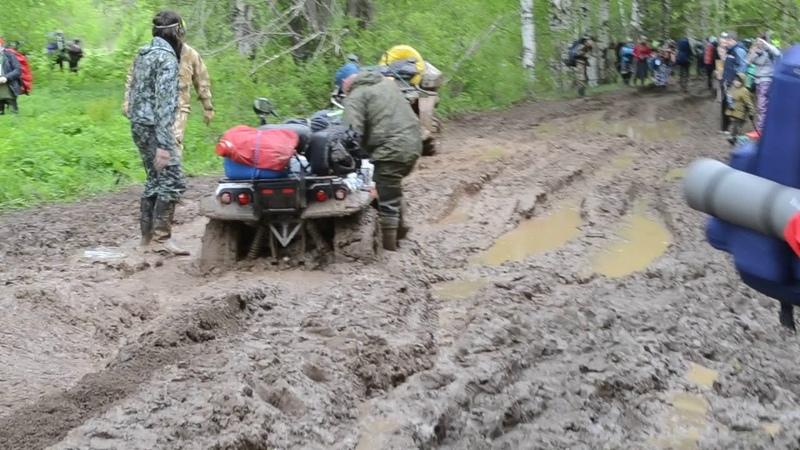 Великорецкий Крестный Ход 2018 Квадроциклы