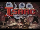 The Binding of Isaac Four Souls by Edmund McMillen