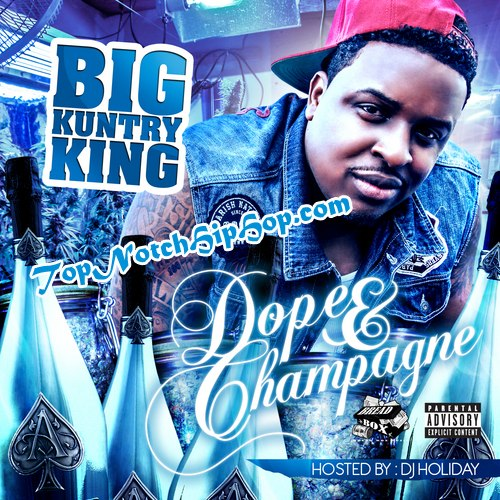Big Kuntry - King Dope & Champagne - 2012