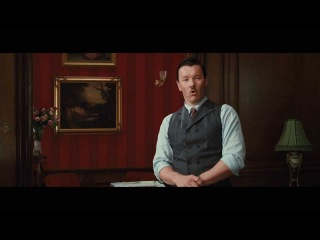 The Great Gatsby - HD 'I Want To Ask Mr. Gatsby One More Question' Clip