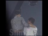 180701 Suho and Baek