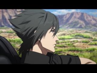 [AniWayt] Brotherhood: Final Fantasy XV 1 серия / Последняя фантазия 15: Братство 1 серия [ Matsu , Rikku]