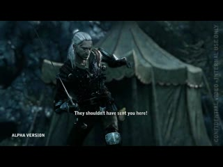 The Witcher 2 Gameplay - Internal video