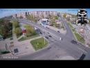Смертельное ДТП на пересечении Комарова и Салютной в Челябинске 20 мая