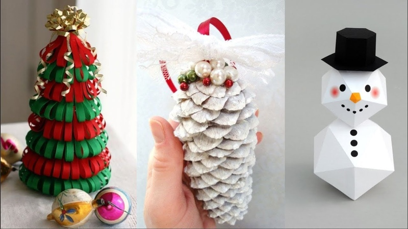 DIY ROOM DECOR! 16 Easy Crafts Ideas at Christmas for Teenagers - NEW YEAR DECOR 2019