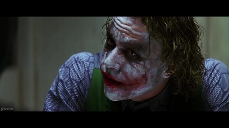 Joker Interrogation Scene - The Dark Knight (2008) Movie Clip.mp4
