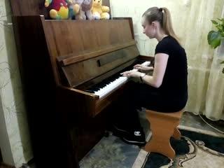 Макс Фадеев и Григорий Лепс- Орлы или Вороны на пианино