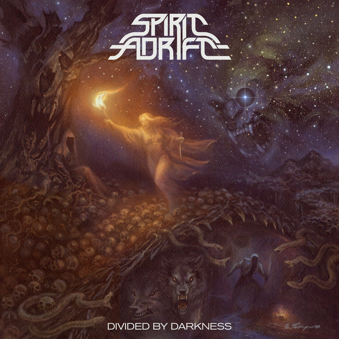 Spirit Adrit - Divided By Darkness
