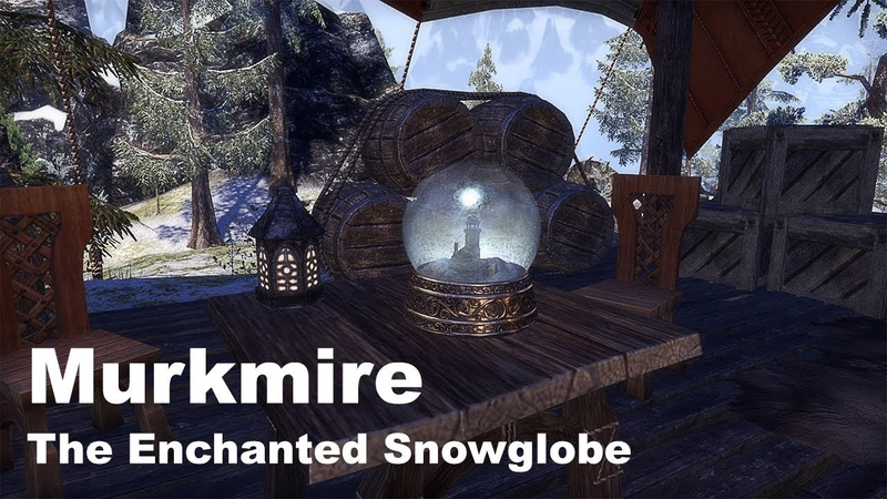 ESO Murkmire - A Little Look at The Enchanted Snow Globe