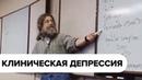 Большое депрессивное расстройство Роберт Сапольски, лекция 2010, озвучка