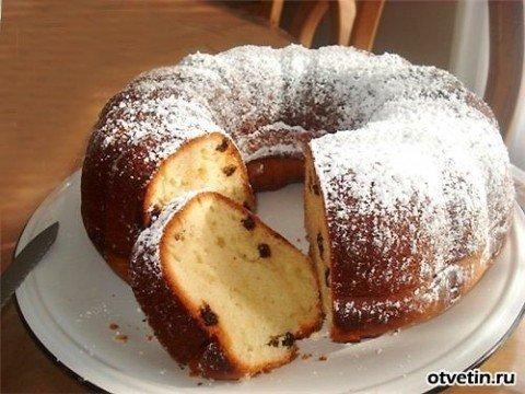 РЕЦЕПТЫ ВКУСНЫХ КЕКСОВ Кекс - это сладкое кондитерское
