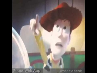 Toy story voice over This nigga gay lol😂