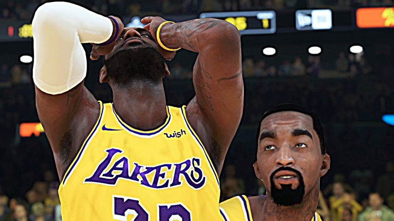 NBA 2K19 95 OVERALL REP REWARD BORN AGAIN REVEALED