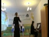 Второй хоровой фестиваль среди дошкольников.Магнитогорск 2016