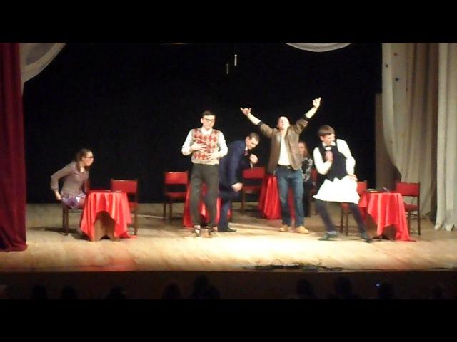 Открытие фестиваля «Чароўны куфэрак» 2013 года (3)