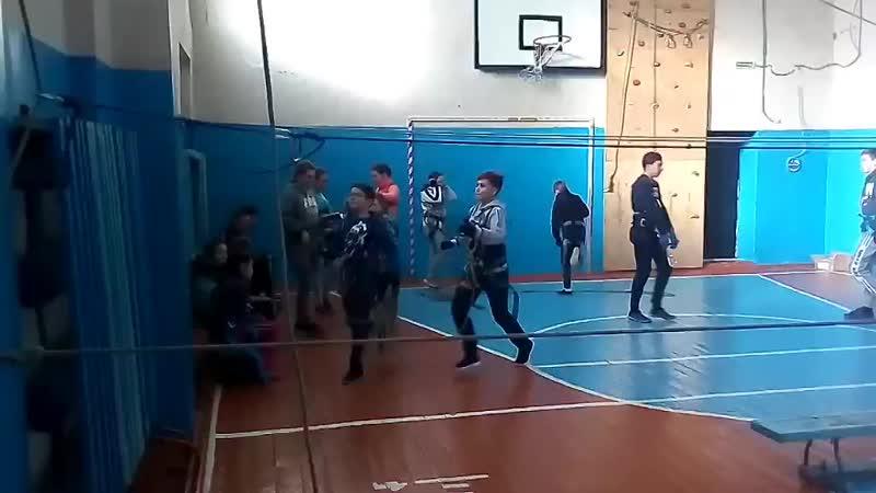 Тренировка Соль Илецк
