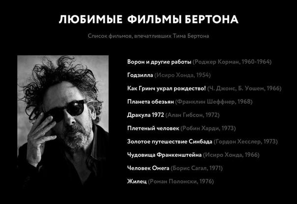 Великие фильмы, которые вдохновили великих людей.